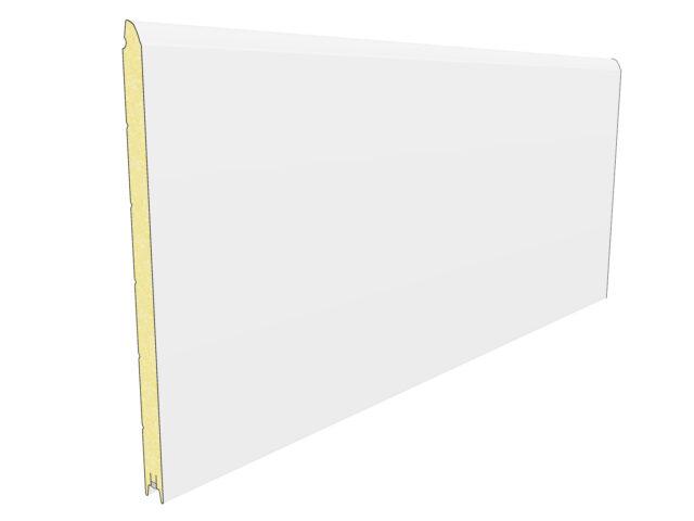 panel bez przetłoczeń (gładki)